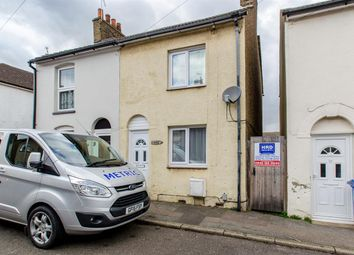 Thumbnail 2 bedroom semi-detached house for sale in Charlotte Street, Sittingbourne