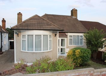 Thumbnail 2 bed semi-detached bungalow for sale in Horsham Road, Bexleyheath, Kent