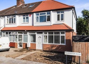 Thumbnail 5 bed end terrace house for sale in Palmerston Road, Twickenham