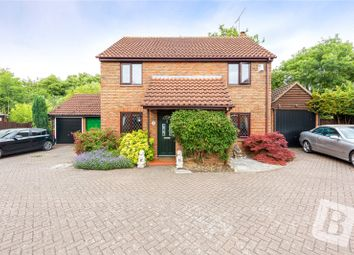Thumbnail 4 bed detached house for sale in Kelvedon Green, Kelvedon Hatch, Brentwood, Essex