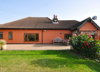 Thumbnail 3 bed detached bungalow for sale in Barham, Ipswich, Suffolk