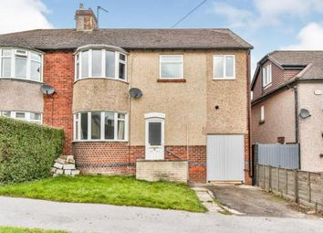 Thumbnail 4 bed semi-detached house for sale in Stonecroft Road, Sheffield, South Yorkshire