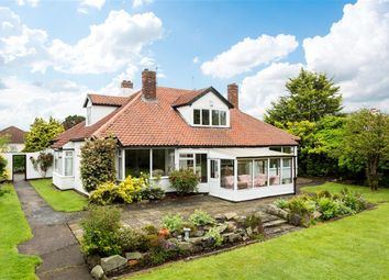 Thumbnail 6 bed detached bungalow for sale in The Avenue, Park Estate, Haxby, York