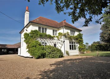 5 bed detached house for sale in Grundisburgh Road, Hasketon, Woodbridge IP13