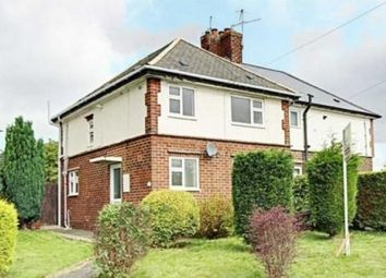 Thumbnail 3 bed semi-detached house to rent in Vernon Road, Brampton, Chesterfield.