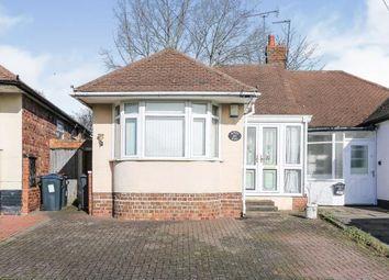 Thumbnail 3 bed bungalow for sale in Boyne Road, Sheldon, West Midlands, Birmingham
