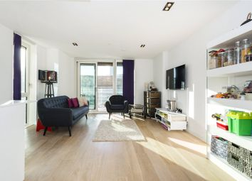 Thumbnail 3 bedroom flat for sale in Avantgarde Tower, 1 Avantgarde Place, London