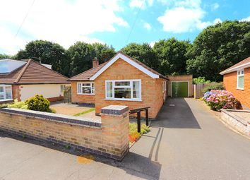 Thumbnail 2 bed bungalow for sale in Woodlands Drive, Groby, Leicester