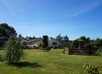 Thumbnail 5 bedroom detached bungalow for sale in Dince Hill Close, Exeter
