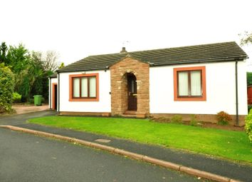 Thumbnail 2 bed detached bungalow for sale in 3 Nightingale Court, Scotby, Carlisle, Cumbria