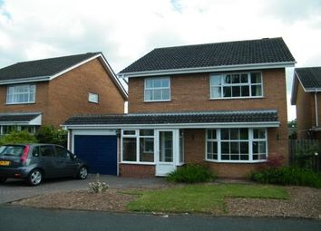 Thumbnail 4 bed property to rent in Swift Road, Stratford-Upon-Avon