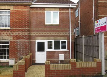 Thumbnail 1 bed semi-detached house for sale in Melville Road, Winton, Bournemouth