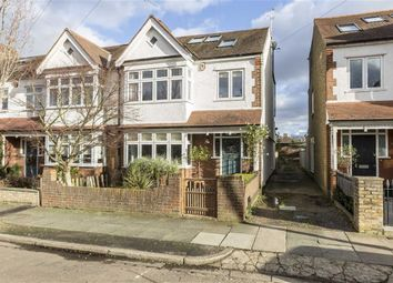 Thumbnail 4 bed terraced house for sale in Tennyson Avenue, Twickenham