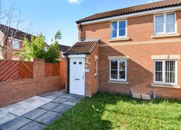 Thumbnail 2 bed semi-detached house for sale in 1 Lavender Mews, Castleford