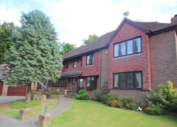 Thumbnail 6 bed detached house for sale in The Grove, Battle
