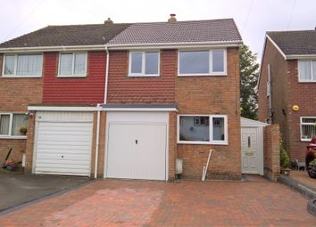 Thumbnail 3 bed semi-detached house to rent in Emmanuel Road, Chase Terrace, Burntwood
