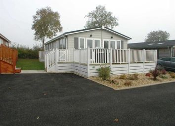 Thumbnail 2 bed lodge for sale in Louis Way, Dunkeswell, Honiton