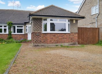 Thumbnail 5 bed bungalow for sale in Hatch Road, Pilgrims Hatch, Brentwood