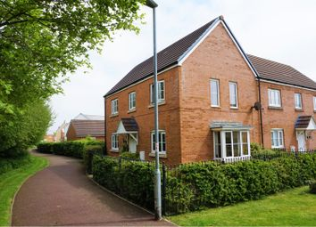 Thumbnail 3 bed semi-detached house for sale in Hummingbird Gardens, Trowbridge