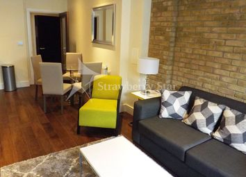 Thumbnail 1 bed flat to rent in New Century House, 2 Jude Street, Canning Town, London