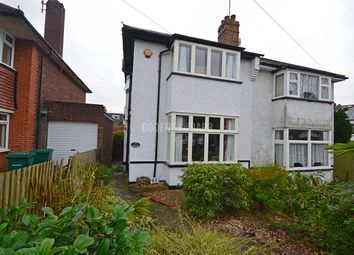 Thumbnail 2 bed semi-detached house for sale in Milton Road, London