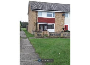Thumbnail 3 bed end terrace house to rent in Deford Road, Witham