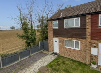 Thumbnail 3 bed end terrace house for sale in Vinten Close, Herne Bay, Kent