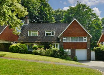 Thumbnail 5 bed detached house to rent in The Ridings, Epsom