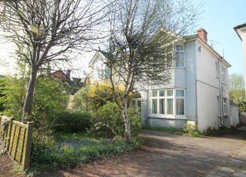 Thumbnail 3 bed semi-detached house for sale in Moorend Park Road, Leckhampton, Cheltenham
