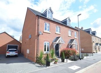 Thumbnail 4 bed semi-detached house for sale in Boughton Lane, Raunds, Wellingborough