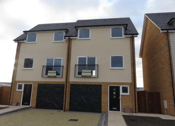 Thumbnail 3 bed semi-detached house for sale in Schoolfield Road, West Thurrock