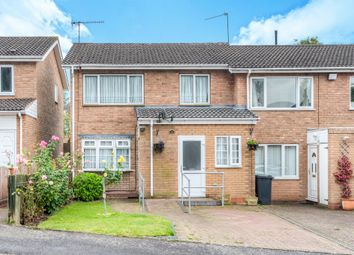 Thumbnail 4 bed end terrace house for sale in Petton Close, Winyates East, Redditch