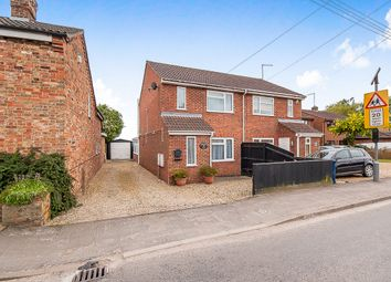 Thumbnail 2 bed semi-detached house for sale in Well End, Friday Bridge, Wisbech