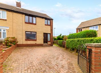 Thumbnail 3 bed semi-detached house for sale in Parry Drive, Sunderland