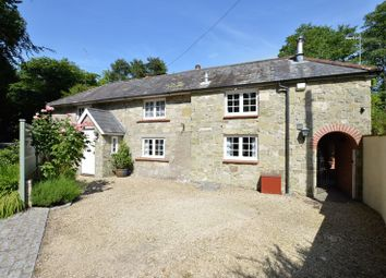 Thumbnail 3 bed detached house for sale in Dinahs Hollow, Melbury Abbas, Shaftesbury