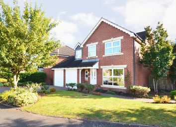 Thumbnail 5 bed detached house for sale in Cornwall Drive, Saxonfields, Baswich, Staffordshire