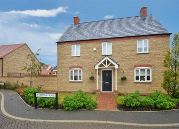 Thumbnail 4 bed detached house for sale in Plumpton Road, Bicester