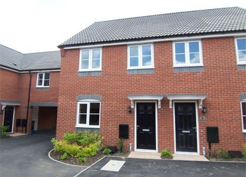 Thumbnail 3 bed semi-detached house to rent in Meryton Grove, Kirkby-In-Ashfield, Nottingham