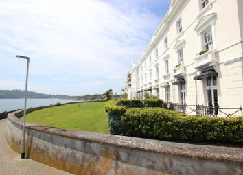 Thumbnail 2 bed flat for sale in Grand Parade, West Hoe, Plymouth, Devon