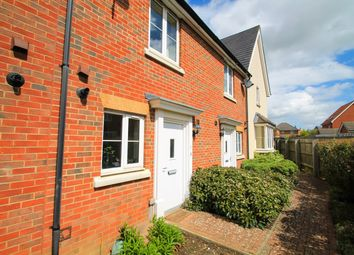 Thumbnail 2 bed terraced house for sale in Jackdaw Close, Stowmarket