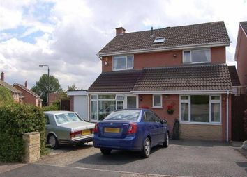 Thumbnail 4 bed detached house for sale in Nottingham Drive, Wingerworth, Chesterfield, Derbyshire