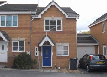 Thumbnail 2 bed terraced house to rent in Tomkyns Close, Knightwood Park, Chandlers Ford