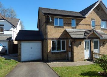 Thumbnail 3 bed semi-detached house for sale in St. Cleer, Liskeard