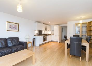 Thumbnail 2 bed flat to rent in Heligan House, Water Gardens Square, London