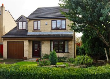 Thumbnail 4 bed detached house for sale in Coppice View, Bradford