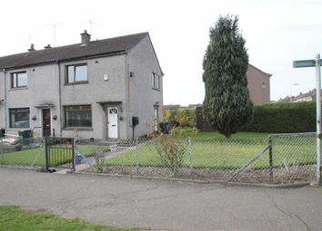 Thumbnail 2 bedroom end terrace house for sale in Fintry Road, Dundee, Dundee
