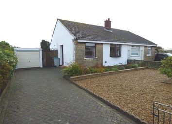 Thumbnail 2 bed semi-detached bungalow for sale in Border Crescent, Gretna, Dumfries And Galloway
