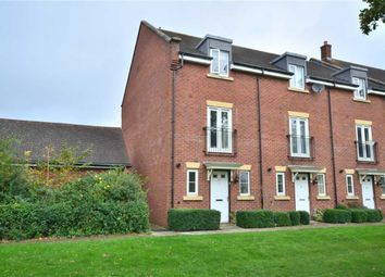 Thumbnail 3 bed town house for sale in Beamont Walk, Brockworth, Gloucester