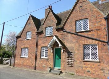 Thumbnail 3 bed terraced house to rent in Knotting Green, Knotting, Bedford
