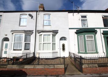 Thumbnail 2 bed terraced house for sale in Edinburgh Street, Goole